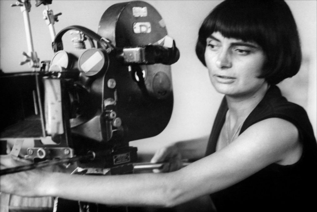 Cinema: Varda by Agnès