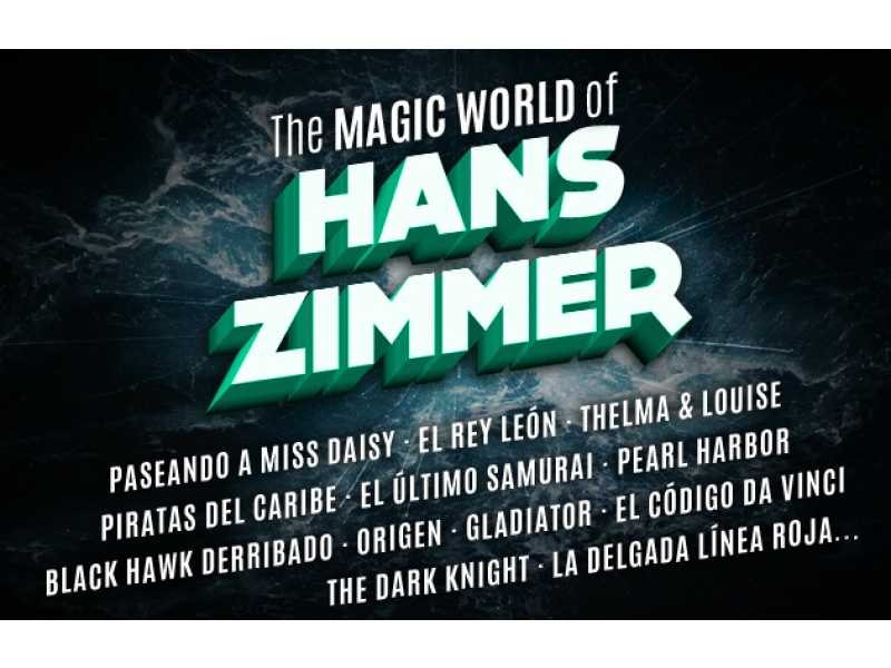 Concert 'The magical world of HANS ZIMMER'