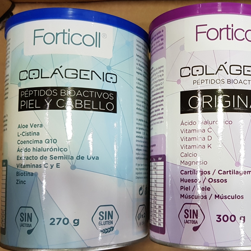 Col·lagen Pèptids Bioactius Pell i Cabell
