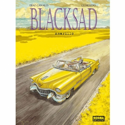 BLACKSAD 05. AMARILLO