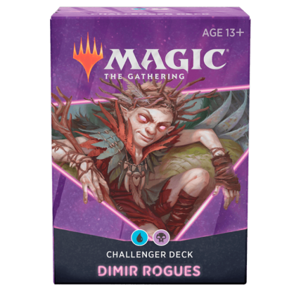 MAGIC-Challenger Decks 2021 Dimir Rogue